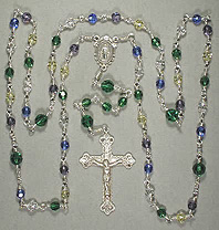 Image of Rosary R1BT5S and click to view a larger image