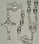 Image Link to First Communion Rosary Page